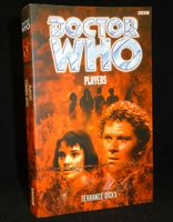 Doctor Who PDA: Players - Paperback